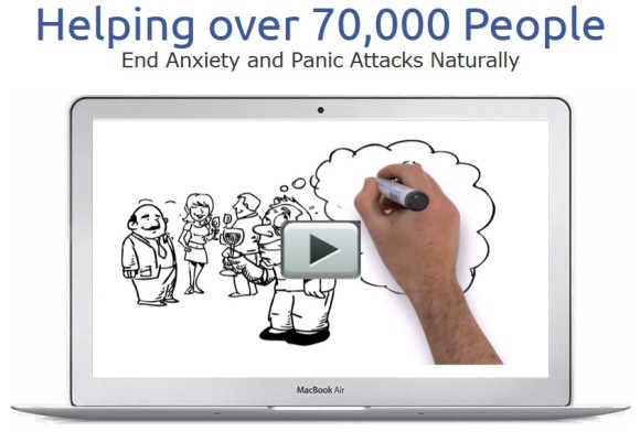 cure anxiety disorder naturally