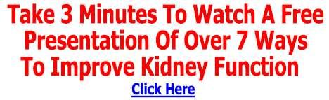 High Blood Pressure and Kidneys