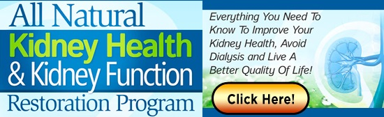 cure kidney infection quickly