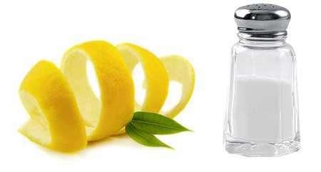 lemond rind for teeth
