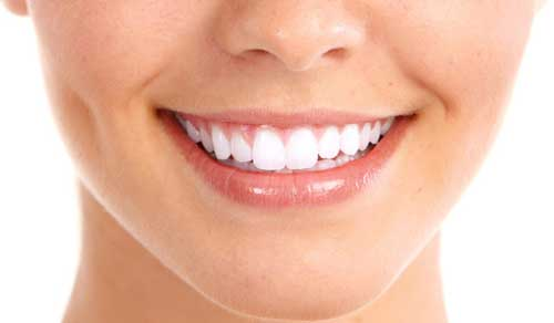remedy for strong white teeth