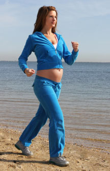 Walking-and-Jogging-During-Pregnancy