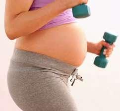 pregnancy-weight-training