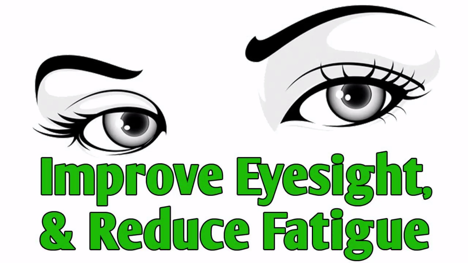 Exercises To Improve Eyesight and Reduce Fatigue   Health ...