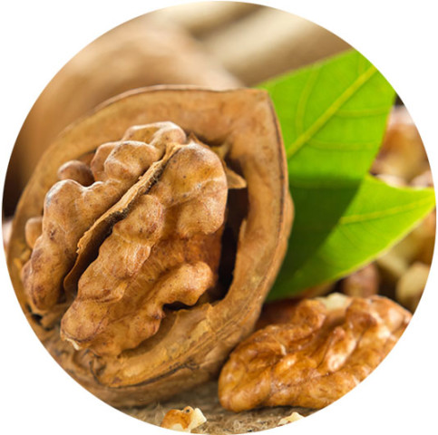 walnuts is good for glowing skin