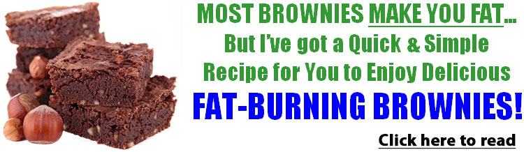 tasty fat burning brownies