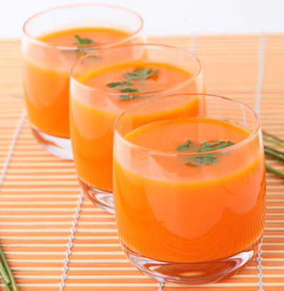 carrot-ginger-juice-for-clear-skin