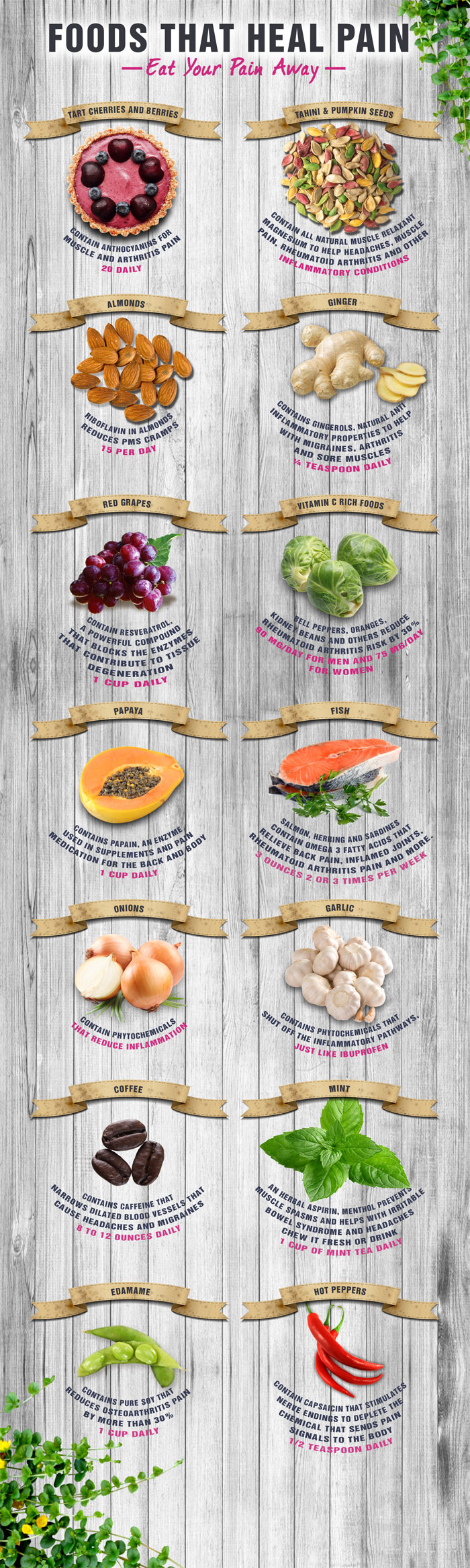 pain-fighting-foods