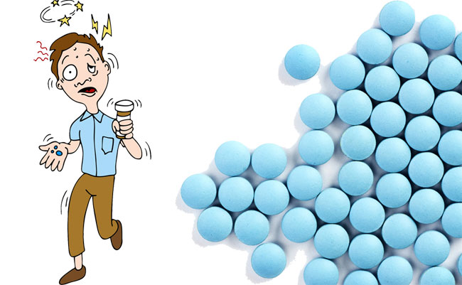 Little Blue Pill and 24 Side Effects | | Health Tips For Men and Women - Home Remedies and ...