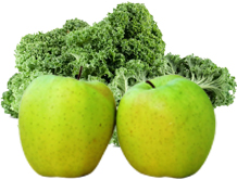 kale-and-green-apples-help-boost-immunity-digestion-and-blood-circulation