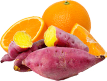 sweet-potatoes-and-oranges-for-anti-aging-and-weight-management