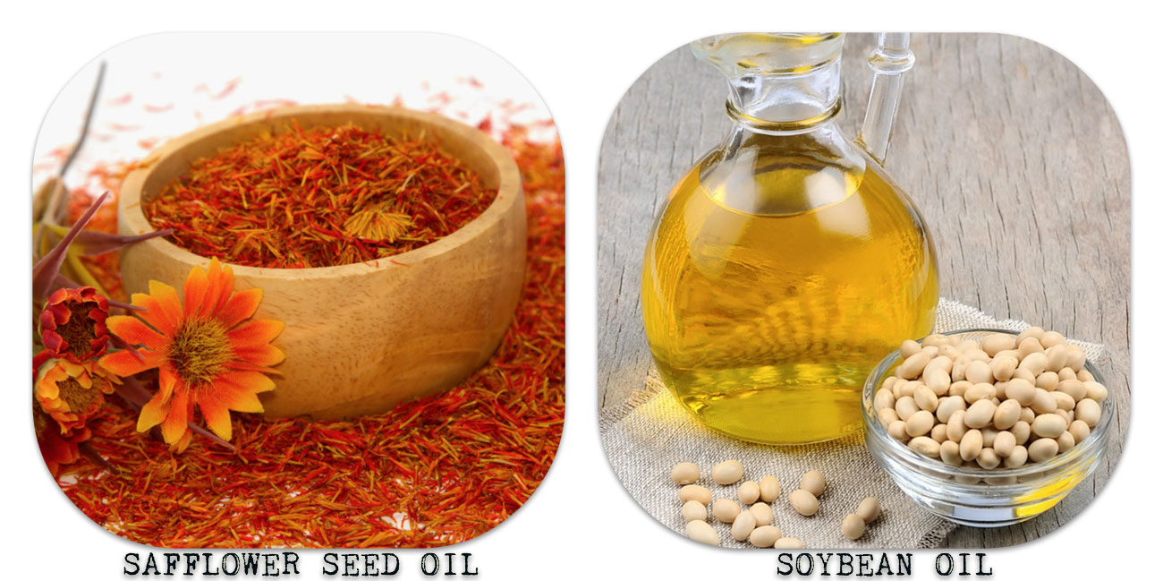 safflower-seed-oil-and-soybean-oil